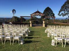 Flaxton Gardens Wedding July 2016 Celebrant Adrienne Irvine