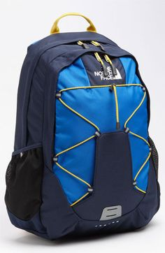 The North Face  Jester  Backpack (Boys) available at  Nordstrom Boys  Backpacks 2ab94ed4942a