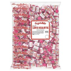 Swizzels Matlow Mini Love Hearts 3 kg Large Bag Wholesale Pick And Mix Sweets Candy Bar Wedding, Wedding Favours, Wedding Decor, Wedding Ideas, Mini Rolls, Sweet Trees, Retro Sweets, Pick And Mix, Wholesale Bags