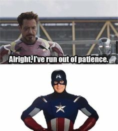 avengersmemes:This patience memes are GOLD people