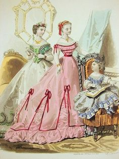 1866; Possible renovations to my ball gown in the future...