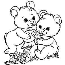 Sociable Bears