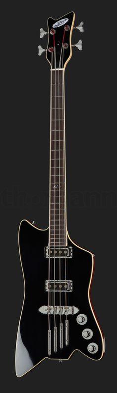 J.Joye Bel Air Bass Onyx Black