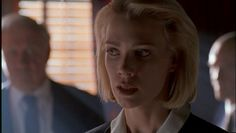 The X-Files: Marita Covarrubias