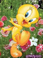 ❤️ CUTE TWEETY BIRD !!❤️