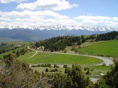 Serralada del Cadí i la Vall de la Cerdanya (Catalonia)