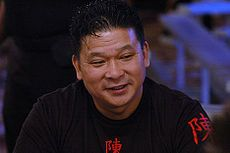 Johnny Chan ♠♠♠ www.poker24.pl