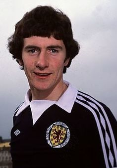 Ray Stewart Scotland 1979