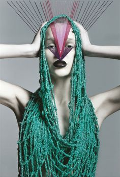 30 Incredible and Award Winning Fashion Photographs by Cergelyte, Khokhlov and Witzel