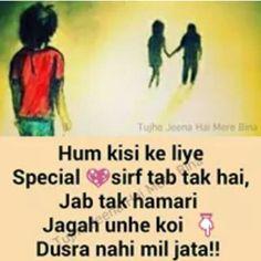 Very Touching Broken Heart Sad Status In Hindi Whatsapp Status