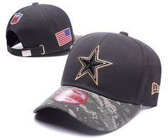 Dallas Cowboys NFL Baseball Caps Camo Curved Brim Hats|only US$6.00 - follow me to pick up couopons.