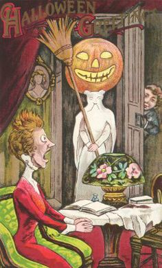 A Quick Guide to the Origin & History of Halloween