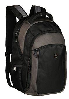 d6874a1e55 Amazon.com  Victoriatourist V6003 Laptop Backpack College Bookbag Business  Travel Nylon Rucksack for Men Women Fits Macbook Pro   Most 15.6 Inch  Laptops
