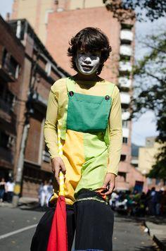 Comparsa Inaugural * Foto: Paola Camacho * Décima Fiesta de las Artes Escénicas