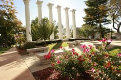 The National Churchill Museum is located on the beautiful campus of Westminster College. College Campus, College Life, Fulton Missouri, Missouri Town, Liberal Arts College, Gateway Arch, Beautiful Sites, Winston Churchill, United States Travel