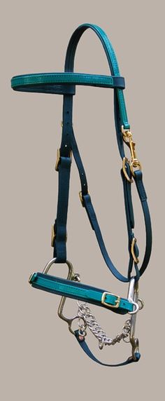 Little S Hackamore with headstall - page 9