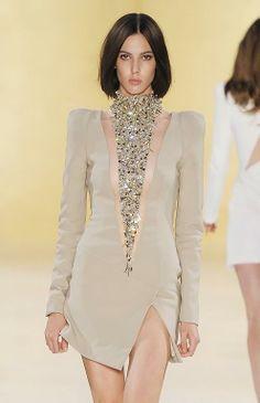 Alexandre Vauthier Haute Couture 2013 - Swarovski --  #MillionDollarShoppersGianna