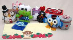 Arquivo para Potes decorados • Drika Artesanato - O seu Blog de Artesanato!