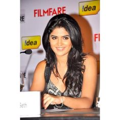 Deeksha Seth at Awards South press conference, June 2012