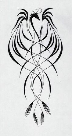 29 Amazing Phoenix Tattoo Ideas You Will Enjoy ideen hals . - 29 Amazing Phoenix Tattoo Ideas You Will Enjoy ideen hals 29 Amazing Phoenix - Bird Tattoo Neck, Bird Tattoos Arm, Simple Bird Tattoo, Phoenix Bird Tattoos, Tribal Tattoos, Simple Phoenix Tattoo, Cross Tattoos, Heart Tattoos, Elephant Tattoos