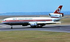 Blast from the past: Malaysia Airline System DC-10, photo taken in 1979 by Azim (Aviation lover)