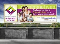 Residencial Alberto Volpe - Lançamento Imobiliário