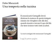 Fabio Marazzoli: Un assaggio della nuova indagine