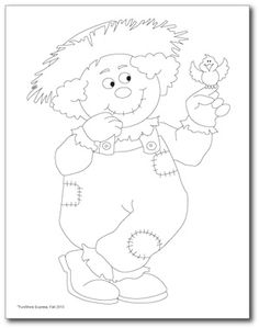 Fall 2013 Coloring Pages
