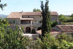 Gîte (7 personnes) à Saint Privat de Champclos