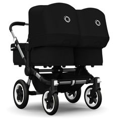 """Babies""""R""""Us is home to an extensive inventory of baby strollers that keep baby comfortable and secure as you move through the day together. Allowing you to travel in style, today's baby carriages provide a smooth ride, easy storage, and appealing designs, making them a pleasure to own and use. Bugaboo Donkey Duo, Bugaboo Stroller, Jogging Stroller, Best Lightweight Stroller, Best Double Stroller, Best Baby Strollers, Double Strollers, Toddler Stroller, Twin Strollers"""