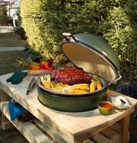 Burton Pools & Spas offers the Big Green Egg outdoor grill to fit any lifestyle in Fort Smith, Springdale, Arkansas & surrounding areas. Bbq Guru, Big Green Egg Grill, Natural Charcoal, Lump Charcoal, Fire Food, Green Eggs, Outdoor Cooking, Outdoor Kitchens, Kitchen Recipes