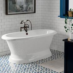 Bathroom decor for your master bathroom renovation. Learn bathroom organization, bathroom decor tips, master bathroom tile some ideas, bathroom paint colors, and more. Bathroom Layout, Bathroom Sets, Bathroom Faucets, Bathroom Mirrors, Bathroom Designs, Bathroom Cabinets, Marble Bathrooms, Boho Bathroom, Washroom