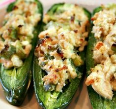 #Healthy #JalapeñoPoppers
