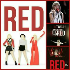 Taylor Swift Red...Pictures Created By Haley Roberson
