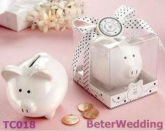 14pcs Ceramic Mini-Piggy Bank TC018 #wedding #weddingfavor #weddinggift #france #weddingfavors #weddinggifts #weddingfrance #weddingparis #pariswedding #loveoaris #parislove #gifts #souvenir #souvenirs #pinterest #facebook #google #google+ #ebay #taobao #wholesale #kitchen #tableware #saltandpeppershakers #saltshakers #peppershakers #shakers #bridalshower #meanttobee #SaltandPepperShakers #SaltnPepperShaker #SaltShaker #PepperShaker http://www.aliexpress.com/store/513753