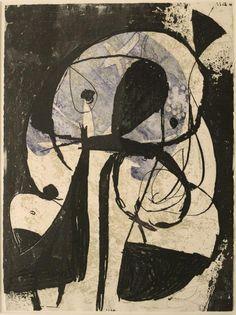 Comedia del Arte 69   by Joan Miro   www.picassomio.com