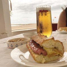 Hoy almorzamos en el Bar Medina, en la Playa de Puçol, buena variedad y muy buen pan! Y con buenas vistas! #gastronomia #gastronomy #gastrovictim #picfood #food #foodporn #foodies #tast #laculturadelalmuerzo #fansdelesmorzaret #esmorzar #almuerzo #esmorzaret4ever #yummy #instagood #instafood