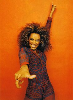 My fave spice! Scary Spice aka Mel B Spice Girls, Mtv, Ethnic Hairstyles, Ginger Girls, Girls Rules, Black Girl Magic, Types Of Fashion Styles, Girl Power, Girl Photos