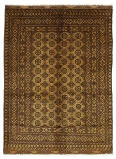Afghan Natural-matto 145x196