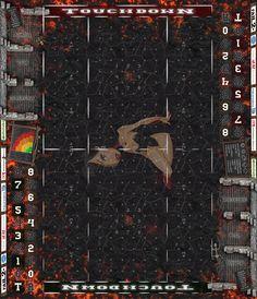 Dungeon II (Dunkles Geheimniss) - http://onlineshop.kohli.de/fantasy-football/spielfelder/2769/dungeon-ii-dunkles-geheimnis?c=11