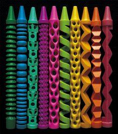 Cachola Mágica: Esculturas em giz e lápis: o mundo da delicadeza