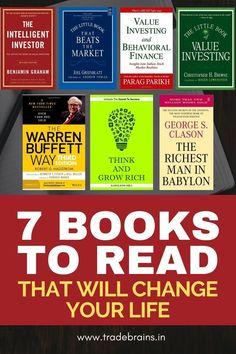 Best Books For Men, Books For Teens, Good Books, 100 Books To Read, Entrepreneur Books, Books For Self Improvement, Personal Development Books, Finance Books, Psychology Books