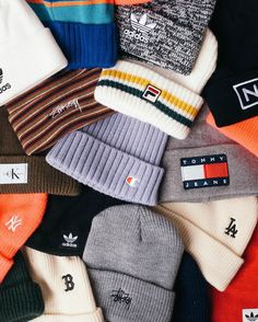 On our to-give list this year: Beanies. Lots of beanies. #UOGifted #UOMens @UrbanOutfittersMens