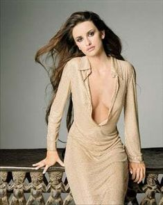 """Photos of Penelope Cruz, one of the hottest girls in movies and TV. Penelope is a Spanish actress who made her transition to American with the hit remake of a previous movie of hers, """"Vanilla Sky"""". She has since been in such films as """"Blow"""", """"G-Force"""" and """"V..."""