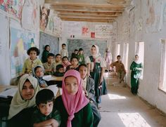 Classroom Portraits Give a Glimpse of Students' Lives Around the World