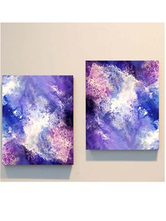 abstract painting morden art by QIsInk on Etsy