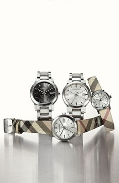 For All: Burberry Watches #Nordstrom #Holiday