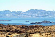 Bahia de Los Angeles, Baja California, Mexico. 35 Years Ago we took our two week Honeymoon here, camping.