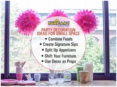Planning to throw party??  Here we are party decoration ideas. http://www.funcart.com  #Funcart #PartyIdeas #Enjoy