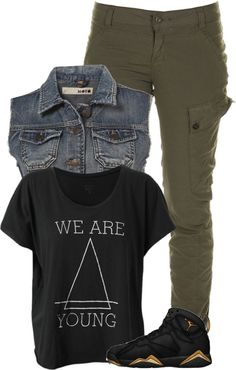 """I' on feel ish , F ^ ck yo feelings"" by pretty-and-mindless ❤ liked on Polyvore"